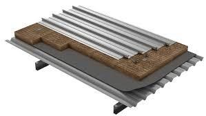 Isolamento térmico telhados eps