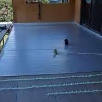 Impermeabilização de calhas e rufos
