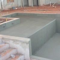 Impermeabilização de piscina com manta