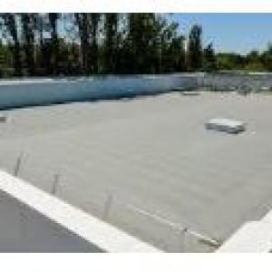 Impermeabilização de lajes com manta liquida